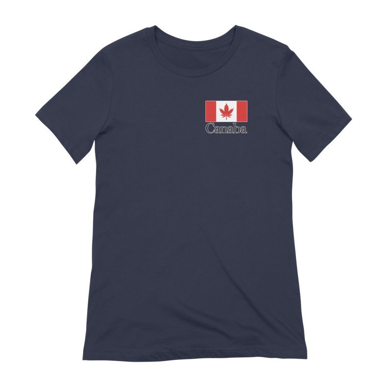 Canaba - Style A - Pocket Women's Extra Soft T-Shirt by Zachary Knight   Artist Shop