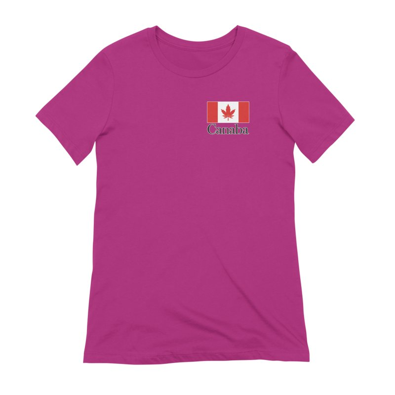 Canaba - Style A - Pocket Women's Extra Soft T-Shirt by Zachary Knight | Artist Shop
