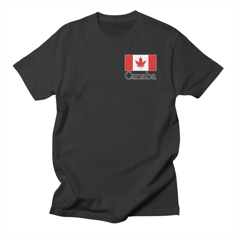 Canaba - Style A - Pocket Men's T-Shirt by Zachary Knight | Artist Shop