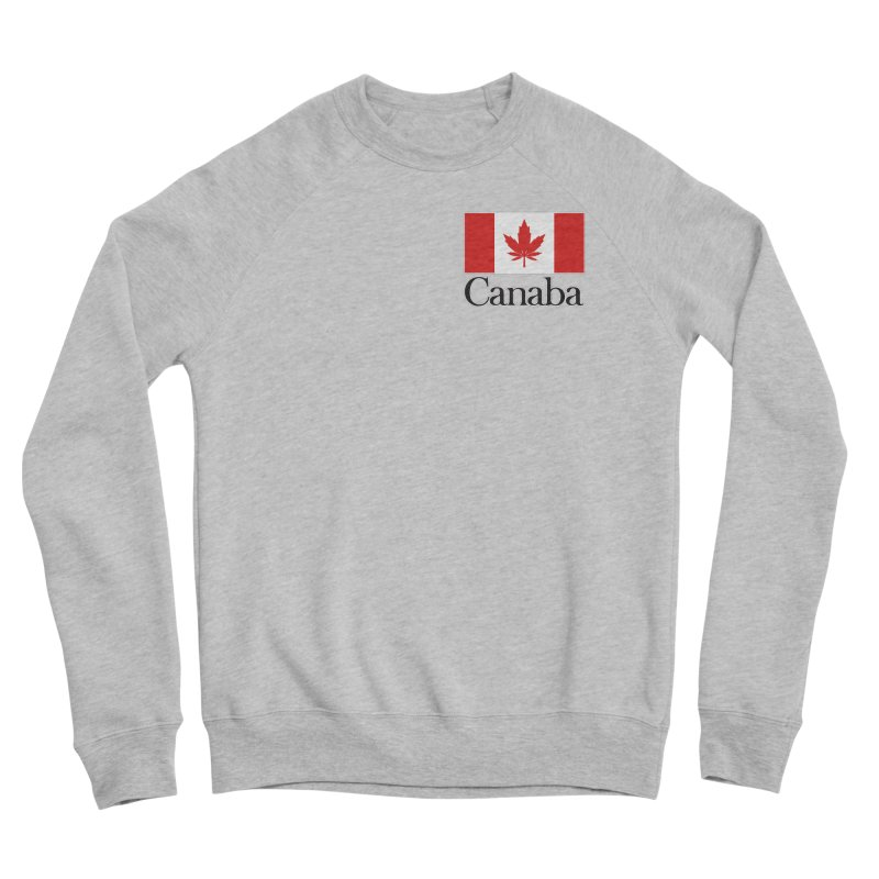 Canaba - Style A - Pocket Men's Sponge Fleece Sweatshirt by Zachary Knight | Artist Shop