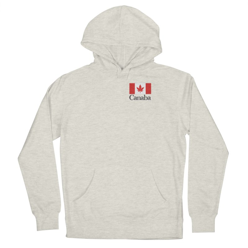 Canaba - Style A - Pocket Men's French Terry Pullover Hoody by Zachary Knight | Artist Shop