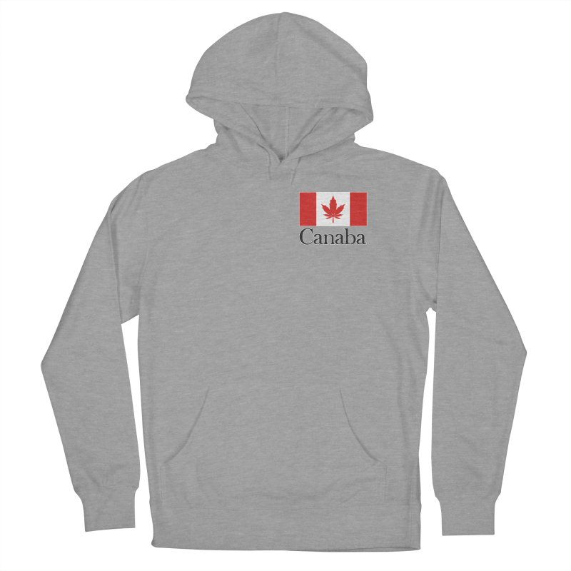 Canaba - Style A - Pocket Women's French Terry Pullover Hoody by Zachary Knight | Artist Shop
