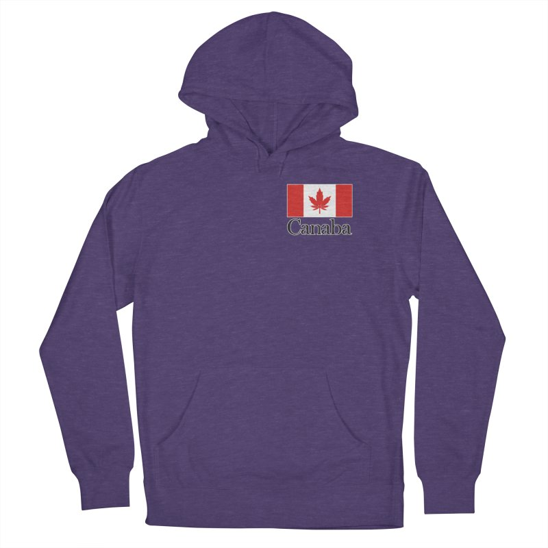 Canaba - Style A - Pocket Men's French Terry Pullover Hoody by Zachary Knight   Artist Shop