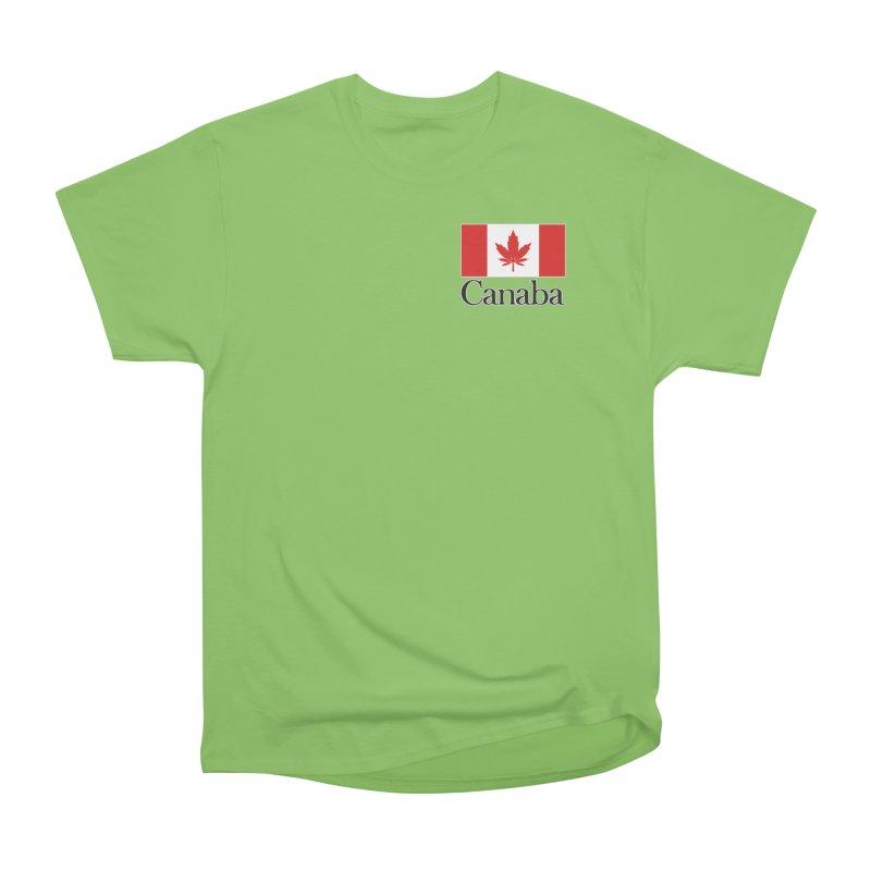Canaba - Style A - Pocket Men's Heavyweight T-Shirt by Zachary Knight | Artist Shop