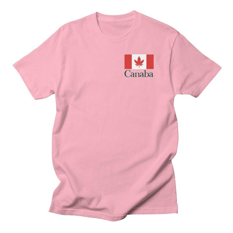 Canaba - Style A - Pocket Men's Regular T-Shirt by Zachary Knight | Artist Shop