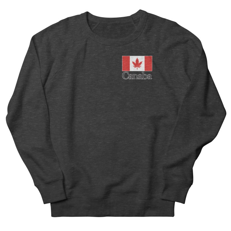 Canaba - Style A - Pocket Women's Sweatshirt by Zachary Knight | Artist Shop