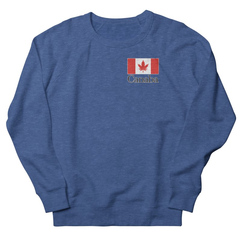 Canaba - Style A - Pocket Women's Sweatshirt by Zachary Knight | Artist Shop