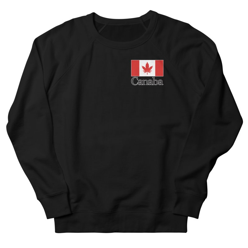 Canaba - Style A - Pocket Men's French Terry Sweatshirt by Zachary Knight | Artist Shop