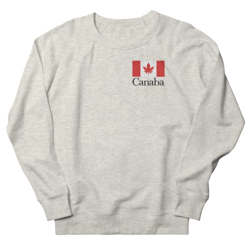 Canaba - Style A - Pocket Men's Sweatshirt by Zachary Knight | Artist Shop