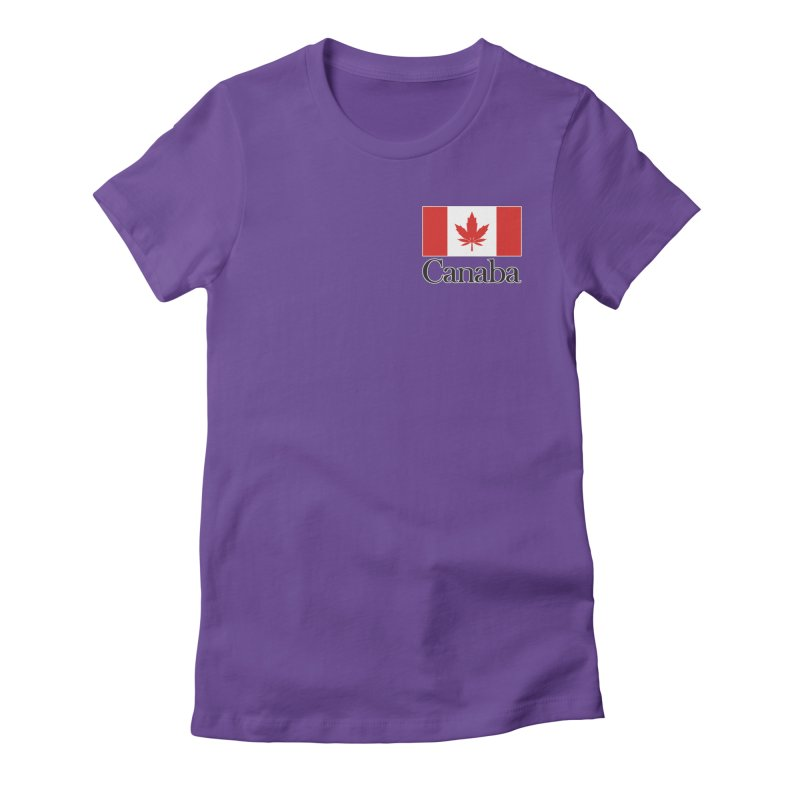 Canaba - Style A - Pocket Women's T-Shirt by Zachary Knight   Artist Shop