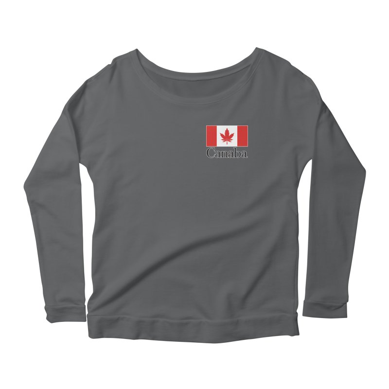 Canaba - Style A - Pocket Women's Longsleeve T-Shirt by Zachary Knight | Artist Shop