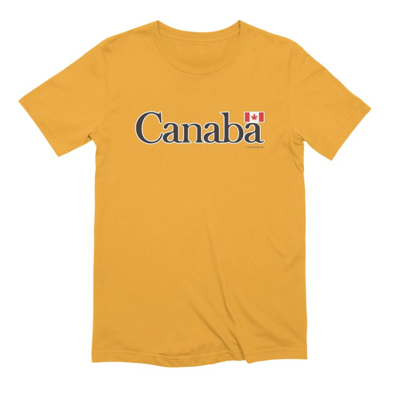 Canaba - Style B Men's Extra Soft T-Shirt by Zachary Knight   Artist Shop