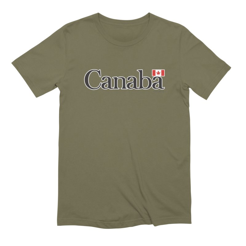 Canaba - Style B Men's Extra Soft T-Shirt by Zachary Knight | Artist Shop