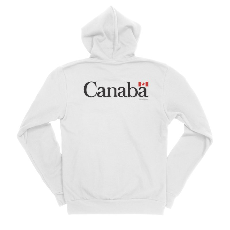 Canaba - Style B Men's Zip-Up Hoody by Zachary Knight   Artist Shop