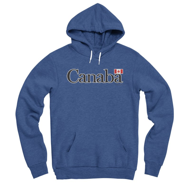 Canaba - Style B Women's Sponge Fleece Pullover Hoody by Zachary Knight | Artist Shop