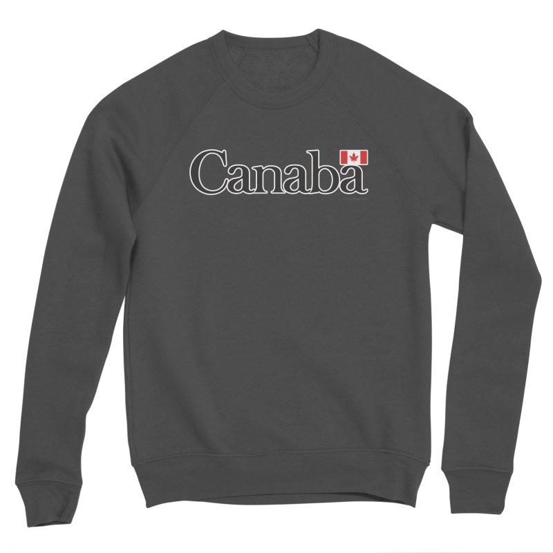 Canaba - Style B Men's Sponge Fleece Sweatshirt by Zachary Knight   Artist Shop