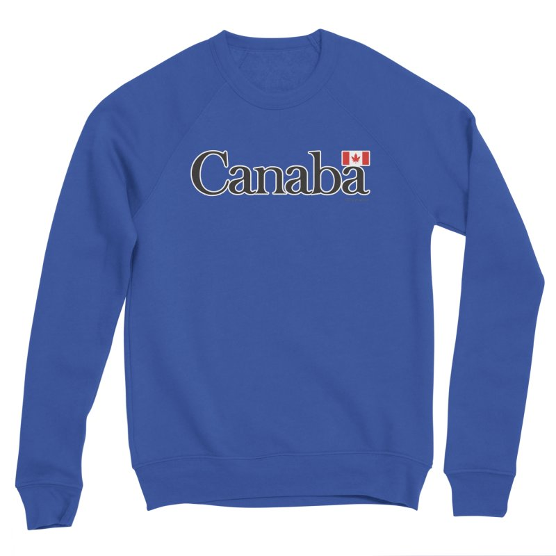 Canaba - Style B Women's Sponge Fleece Sweatshirt by Zachary Knight | Artist Shop