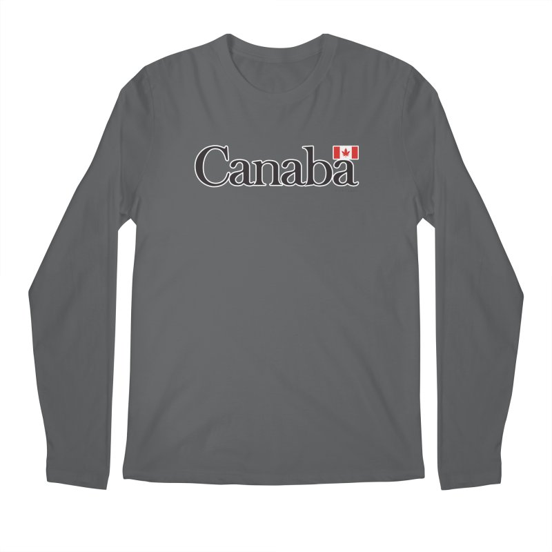 Canaba - Style B Men's Longsleeve T-Shirt by Zachary Knight | Artist Shop