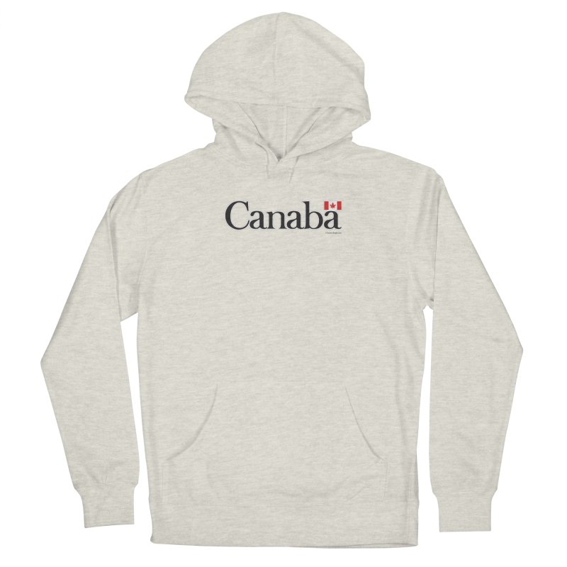 Canaba - Style B Women's French Terry Pullover Hoody by Zachary Knight | Artist Shop