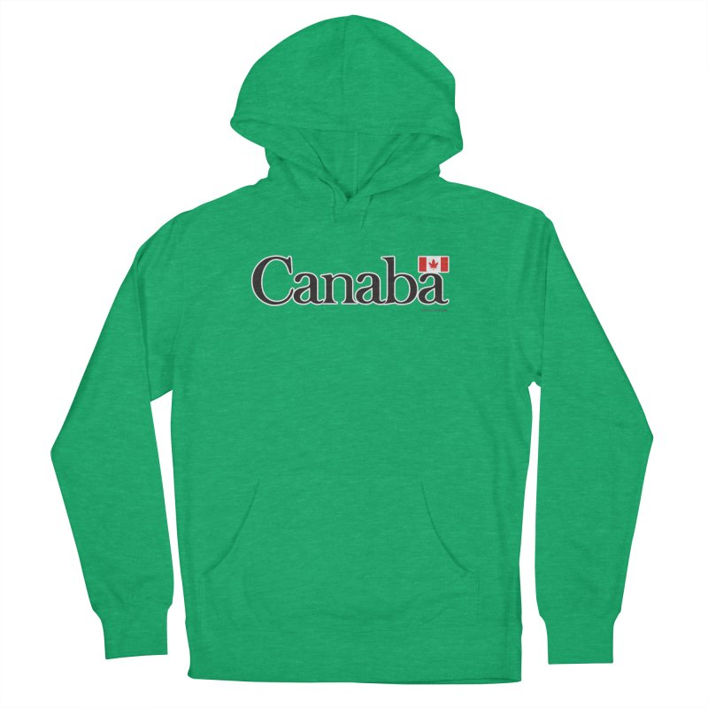Canaba - Style B Men's French Terry Pullover Hoody by Zachary Knight | Artist Shop