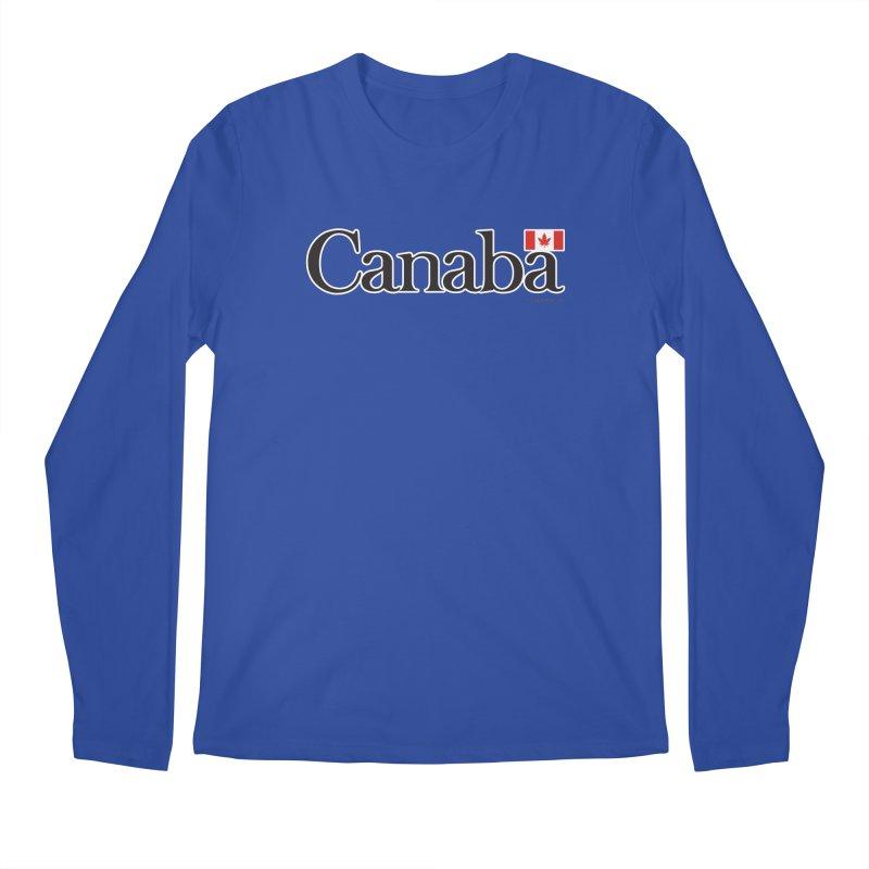 Canaba - Style B Men's Regular Longsleeve T-Shirt by Zachary Knight | Artist Shop