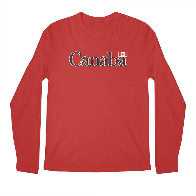 Canaba - Style B Men's Regular Longsleeve T-Shirt by Zachary Knight | Artist Shop