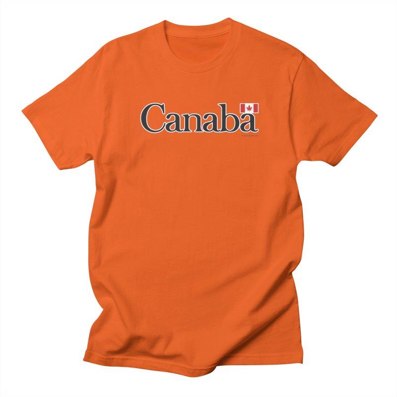 Canaba - Style B Men's Regular T-Shirt by Zachary Knight | Artist Shop