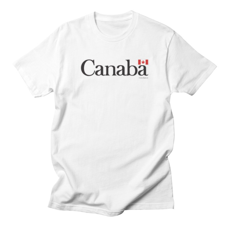 Canaba - Style B Women's Regular Unisex T-Shirt by Zachary Knight | Artist Shop