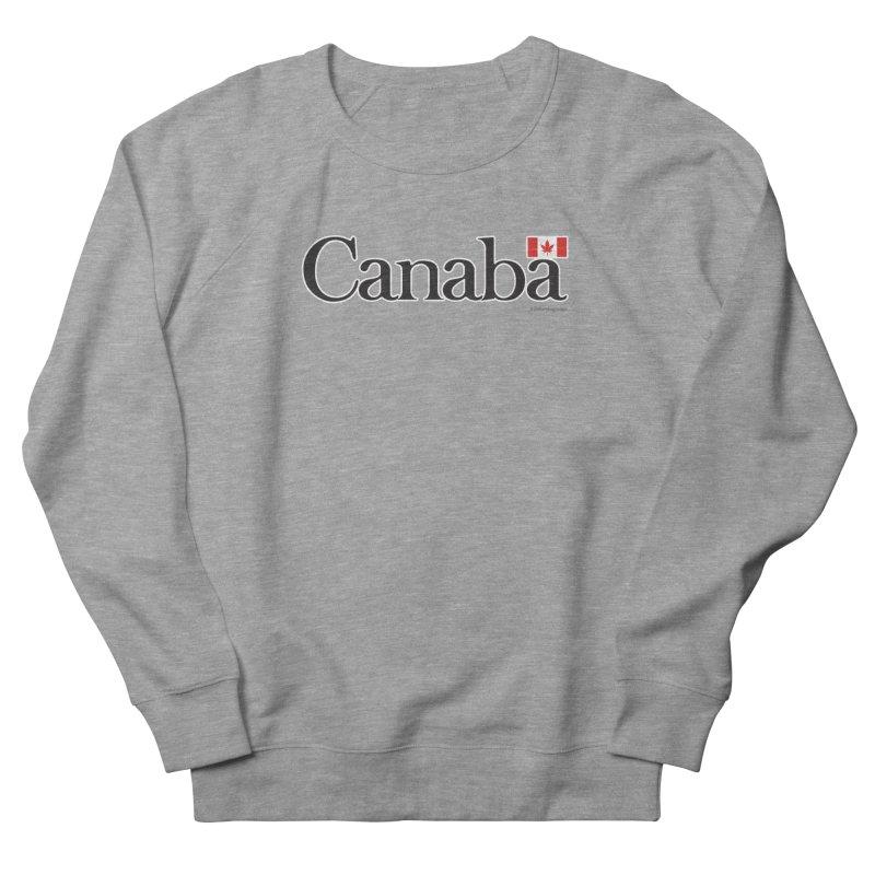 Canaba - Style B Women's French Terry Sweatshirt by Zachary Knight | Artist Shop