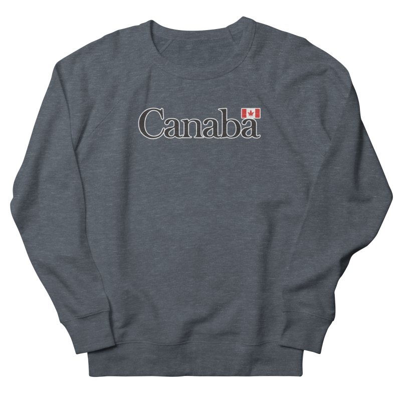 Canaba - Style B Men's French Terry Sweatshirt by Zachary Knight | Artist Shop
