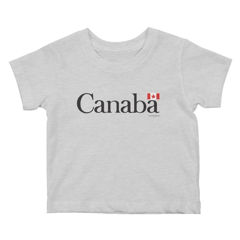 Canaba - Style B Kids Baby T-Shirt by Zachary Knight | Artist Shop