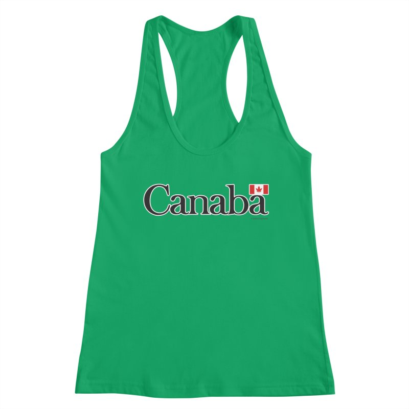 Canaba - Style B Women's Tank by Zachary Knight | Artist Shop