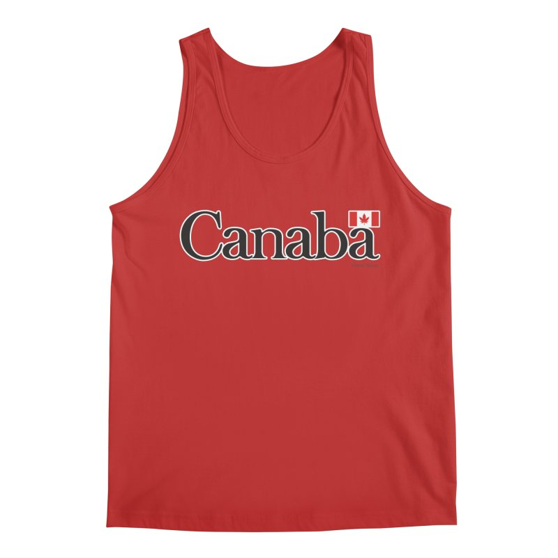 Canaba - Style B Men's Regular Tank by Zachary Knight | Artist Shop