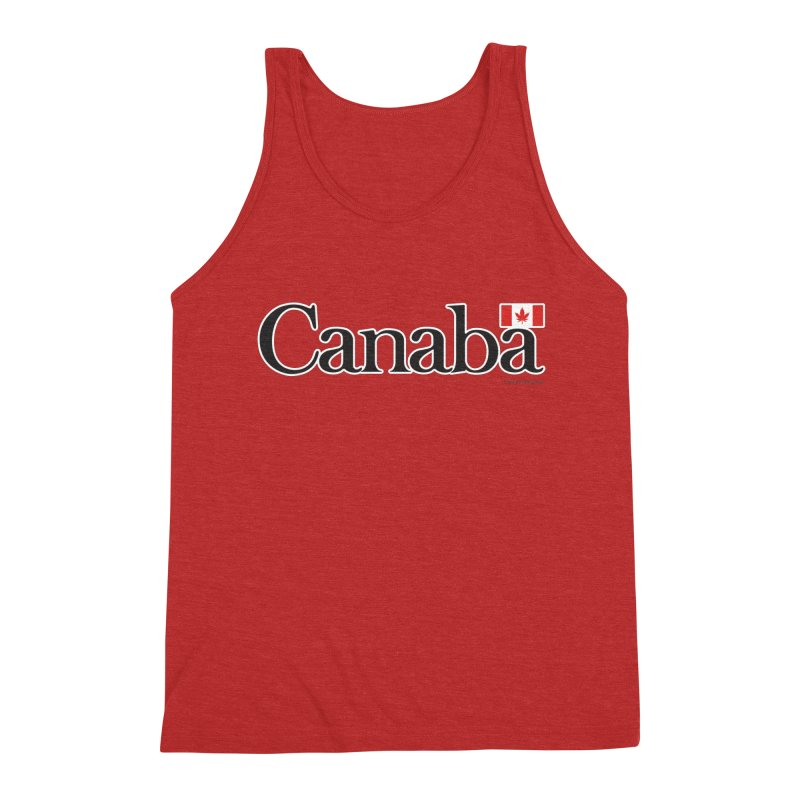 Canaba - Style B Men's Tank by Zachary Knight | Artist Shop