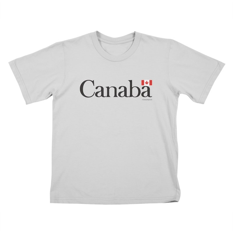 Canaba - Style B Kids T-Shirt by Zachary Knight | Artist Shop