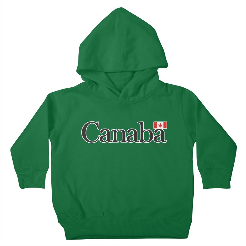 Canaba - Style B Kids Toddler Pullover Hoody by Zachary Knight | Artist Shop