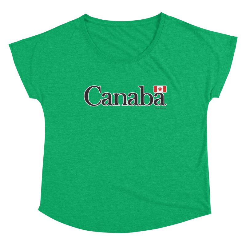 Canaba - Style B Women's Scoop Neck by Zachary Knight | Artist Shop
