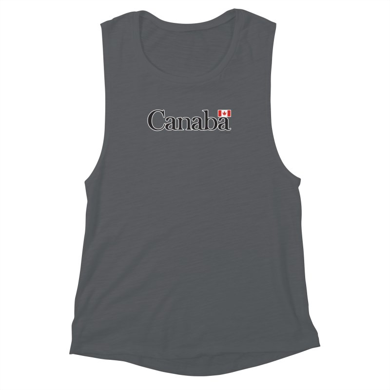 Canaba - Style B Women's Muscle Tank by Zachary Knight | Artist Shop