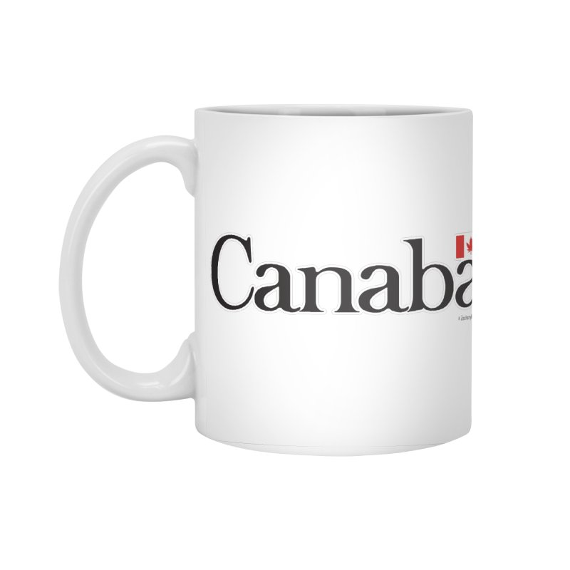 Canaba - Style B Accessories Standard Mug by Zachary Knight | Artist Shop