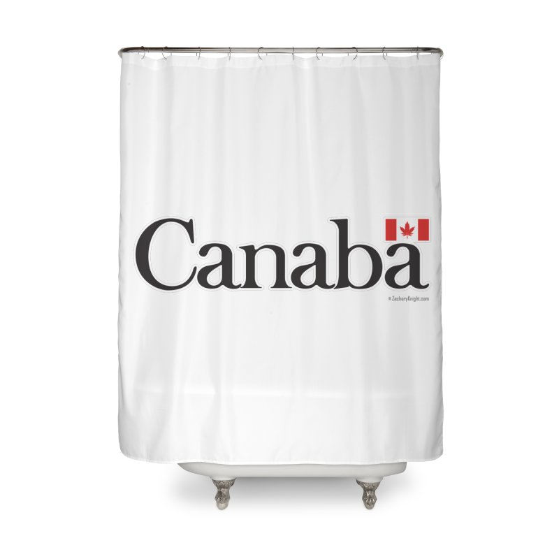 Canaba - Style B Home Shower Curtain by Zachary Knight | Artist Shop