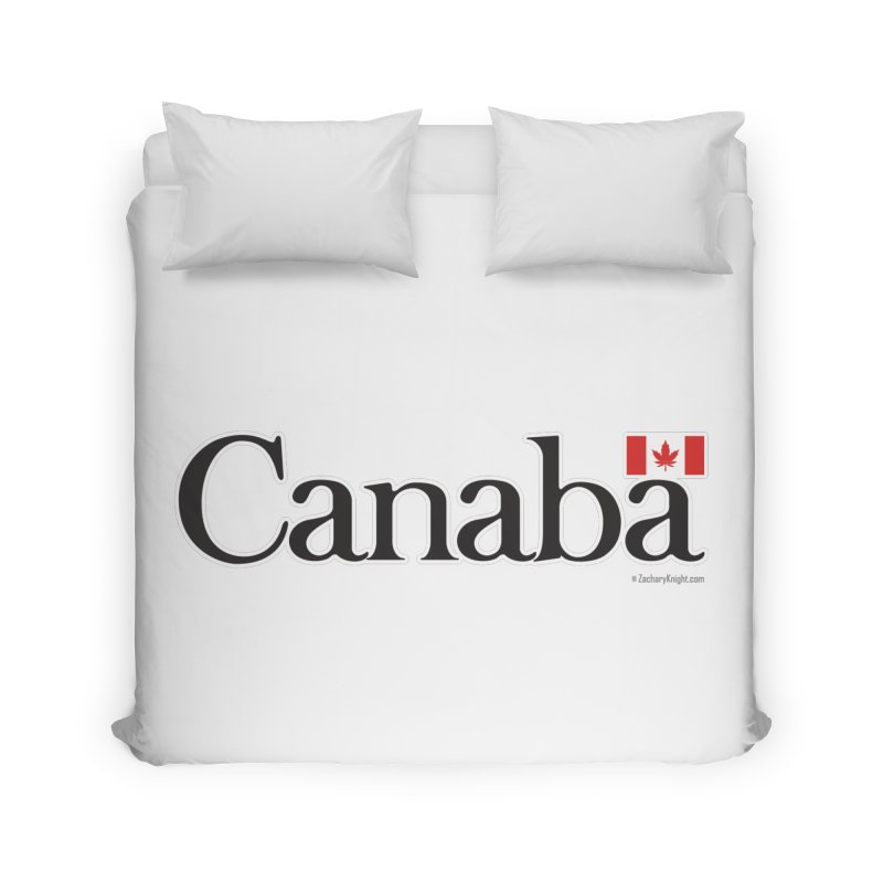 Canaba - Style B Home Duvet by Zachary Knight | Artist Shop