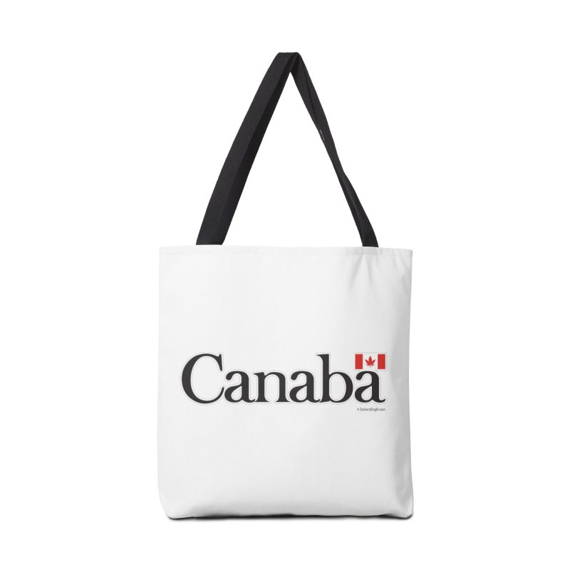 Canaba - Style B Accessories Tote Bag Bag by Zachary Knight | Artist Shop
