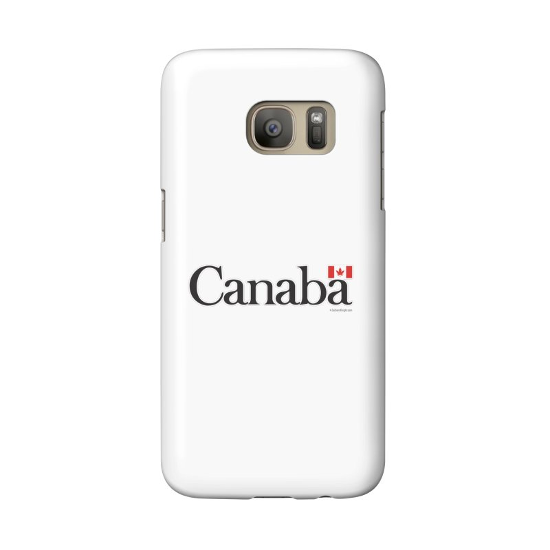 Canaba - Style B Accessories Phone Case by Zachary Knight | Artist Shop
