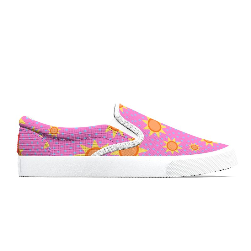 Sunny Women's Shoes by Zonkt's Artist Shop