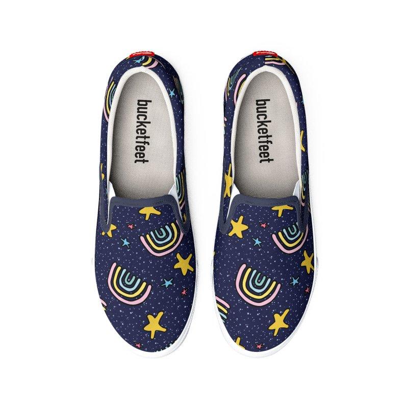 Estelle Men's Shoes by Zonkt's Artist Shop