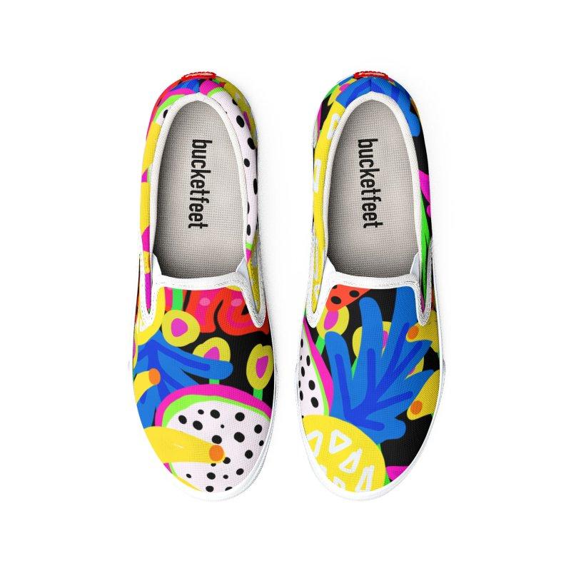 Tropica (black) Women's Shoes by Zonkt's Artist Shop