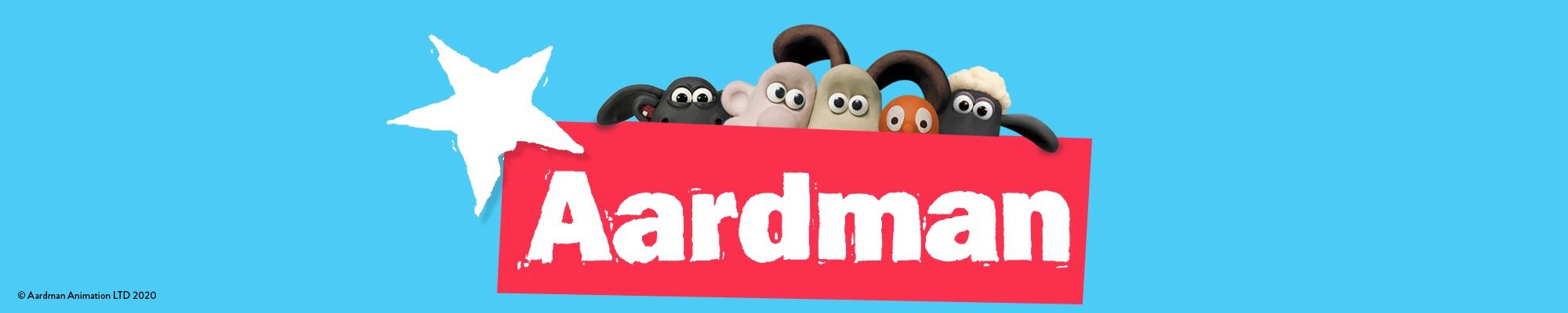 aardman Cover