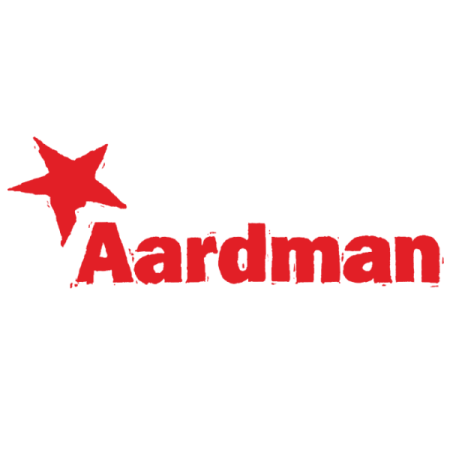 Logo for aardman's Artist Shop