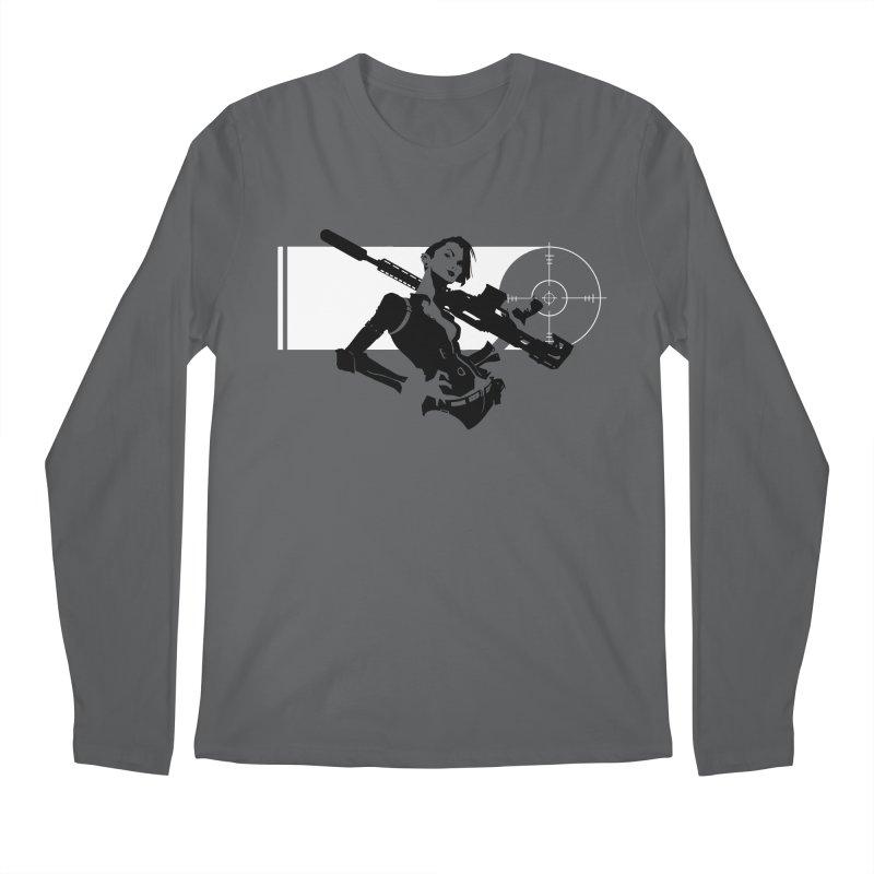 Assassin Men's Regular Longsleeve T-Shirt by aaronjriley's Artist Shop