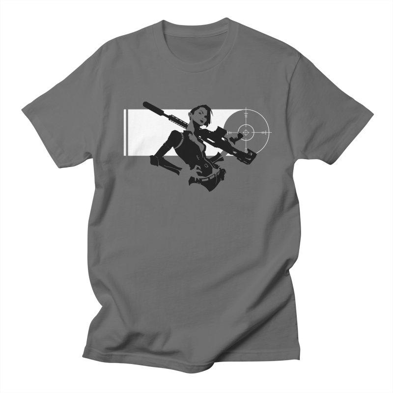Assassin Men's T-Shirt by aaronjriley's Artist Shop